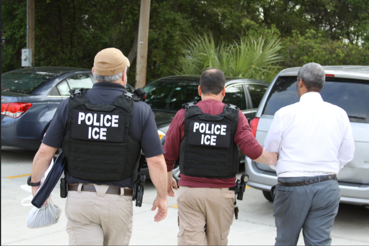 ICE Arrests 271 Criminals.