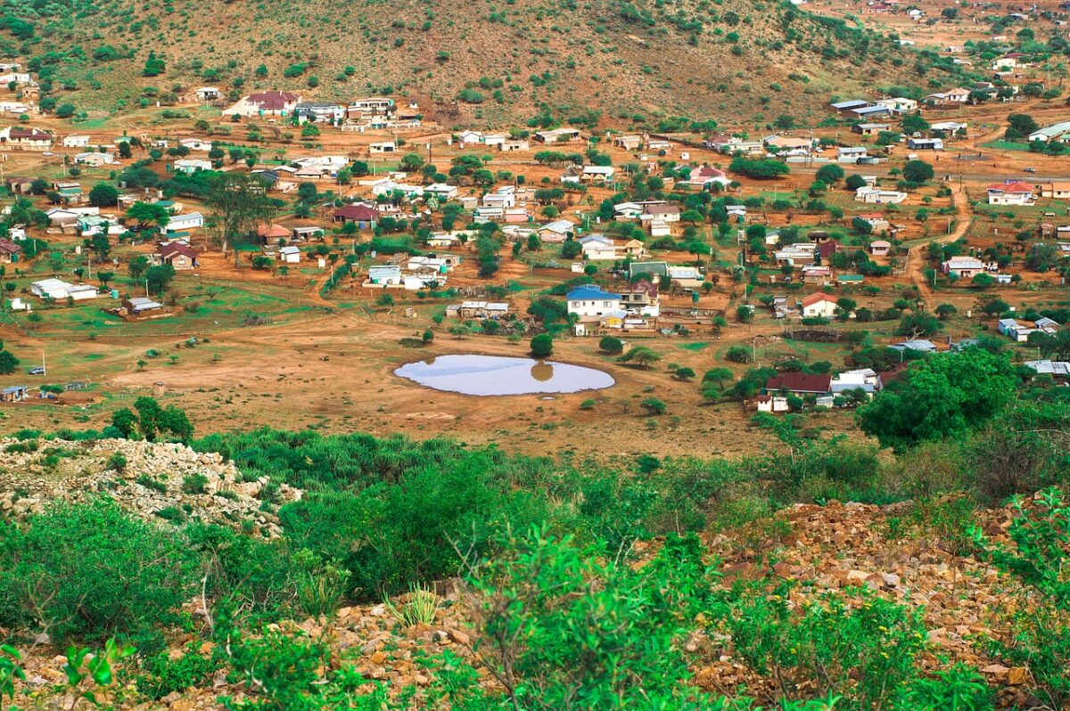 Rural Village, Limpopo