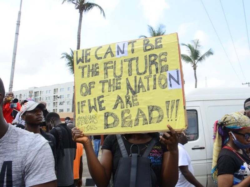 Nigerian-Youths-Protest-Police-Brutality