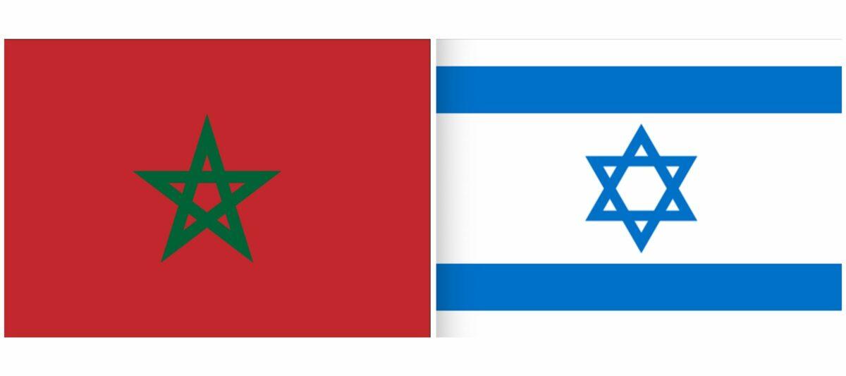 Flags-Morocco-Israel-Wikimedia